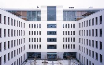 Neubau eines Verwaltungszentrums