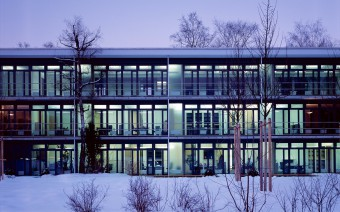 Neubau eines Bürohauses