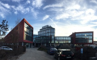 Firmensitz Scanlab AG