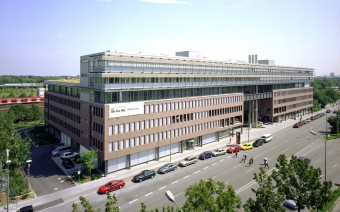 Neubau eines Technologiezentrums