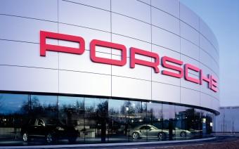 Porschezentrum München Süd